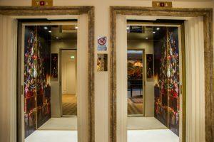 Adeguamento ascensori hotel Milano