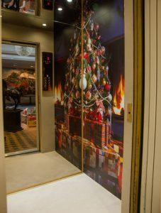 Rifacimento ascensori hotel Milano