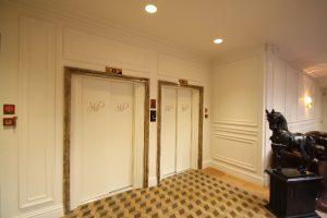 Modernizzazione ascensori hotel Milano