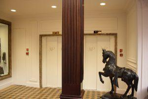 Restyling ascensori hotel Milano