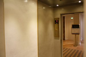 Ammodernamento ascensori hotel Milano