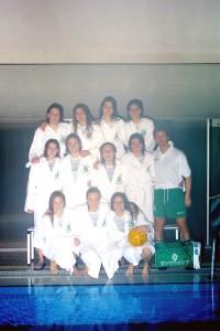 Everest e la pallanuoto femminile