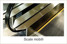 Esempio di scala mobile