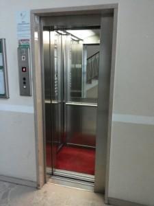 impianto elevatore ad azionamento elettrico installato da Everest - 5