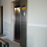 impianto elevatore ad azionamento elettrico installato da Everest - 11