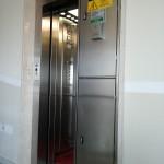 impianto elevatore ad azionamento elettrico installato da Everest - 12
