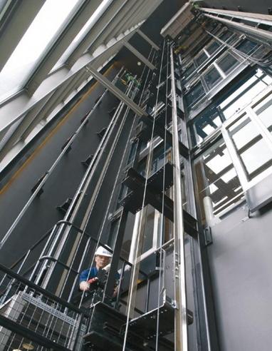 Manutenzione ordinaria ascensore