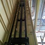 Ascensore per disabili e anziani milano - vano ascensore