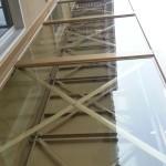 Ascensore per disabili e anziani milano - dettagli vetro