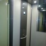 Ascensore per disabili e anziani milano - interno cabina