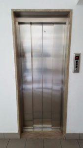 Ammodernamento ascensore Rho