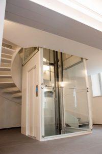 Nuovo impianto ascensore per Fondazione Cariplo