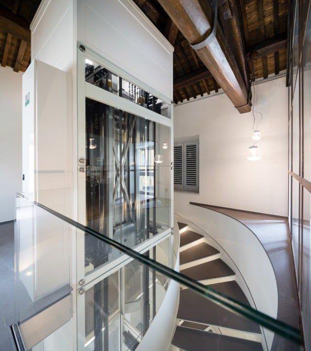 Realizzazione nuovi ascensori Milano