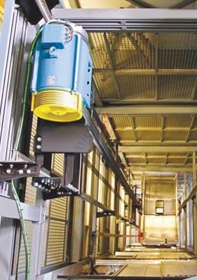 Impianti ascensori installati per Cariplo