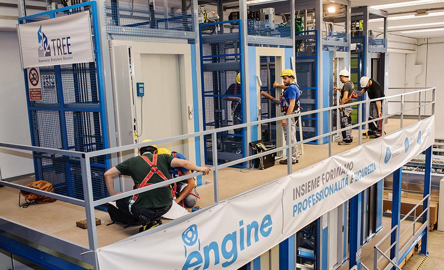 Formazione ascensoristi manutenzione