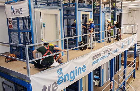 Formazione tecnici ascensoristi